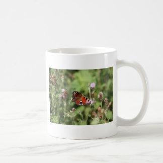 Butterflying コーヒーマグカップ