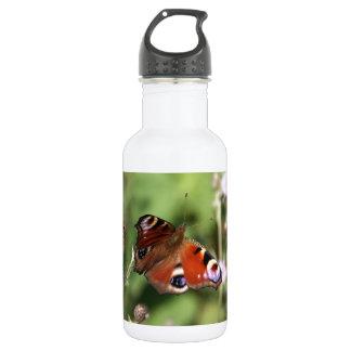 Butterflying 532ml ウォーターボトル