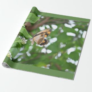 Butterlyの包装紙 ラッピングペーパー