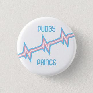 Buttonずんぐりとした王子 3.2cm 丸型バッジ