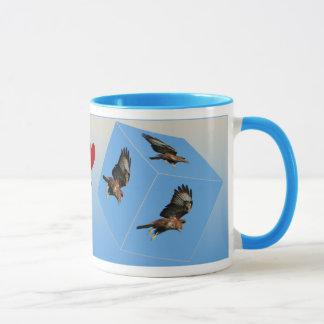 Buzzardのマグ マグカップ