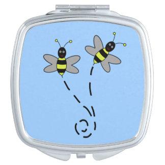 Buzzyは蜂をブンブンいう音