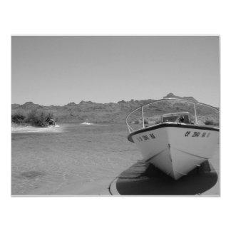 bwの川船 カード