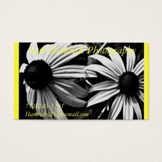 BWの花、アポイントメントを予約する呼出し!! 、サムH… 名刺