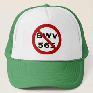 BWV 565の禁止された帽子 キャップ