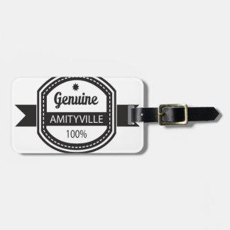 bX -故郷シリーズ- Amityville ラゲッジタグ