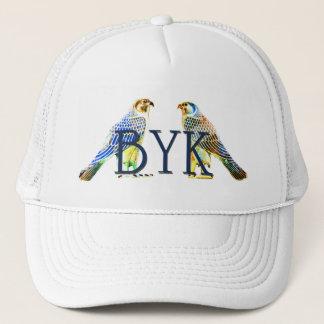 BYKエジプトの《鳥》ハヤブサの帽子 キャップ