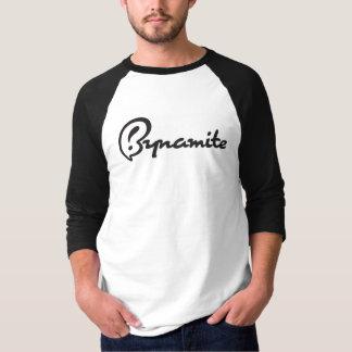 Bynamite 3/4枚の袖のワイシャツ tシャツ