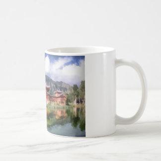 Byodo寺院 コーヒーマグカップ