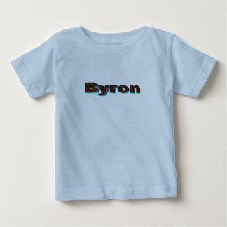 ByronのTシャツ ベビーTシャツ