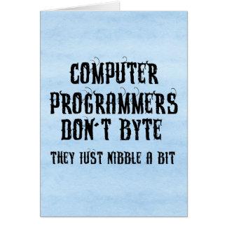 Bytingプログラマー カード