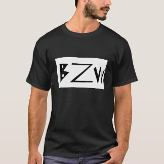 BZWの逆転のロゴ Tシャツ