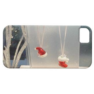 Cのhristmasのための宝石類 iPhone SE/5/5s ケース