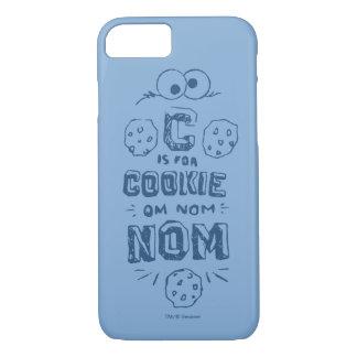 Cはクッキーのためです iPhone 8/7ケース