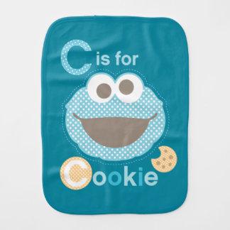 Cはクッキーのベビーのためです バープクロス