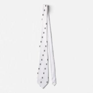 Cクレフ、音符記号のネクタイ ネクタイ