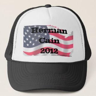 C4Cの帽子、ヘルマンカイン2012年、www.citizens4cain.com キャップ