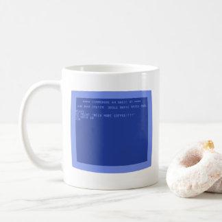 C64必要性より多くのコーヒー・マグ コーヒーマグカップ