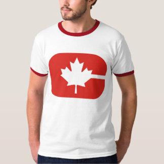 """""""C""""はカナダのためです Tシャツ"""