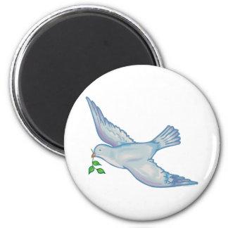 C -平和の鳩 マグネット