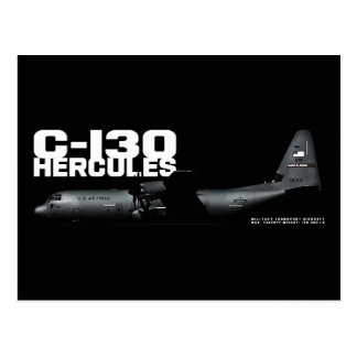 C-130ヘラクレス ポストカード