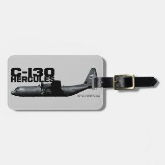 C-130ヘラクレス ラゲッジタグ