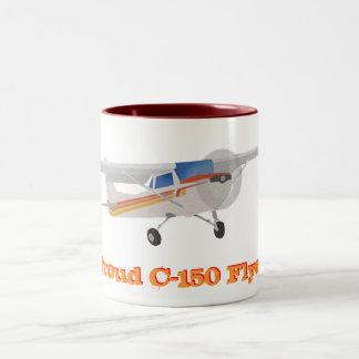 C-150フライヤ ツートーンマグカップ