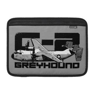 "C-2グレイハウンド11"" Macbookの空気袖 MacBook スリーブ"