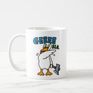 C.B.Duck コーヒーマグカップ
