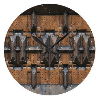 C.C. 技術的な11の柱時計及び数選択 ラージ壁時計