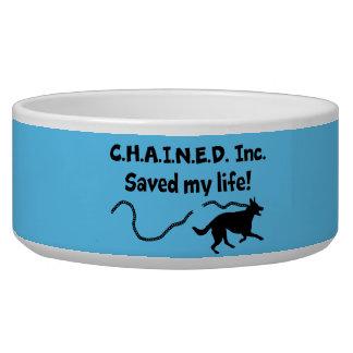 C.H.A.I.N.E.D. 株式会社私の生命犬ボールを救いました