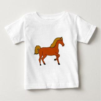 C Horse.jpg ベビーTシャツ