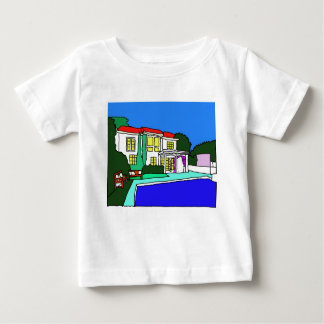 C House.jpg ベビーTシャツ