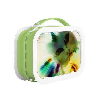 C.L.ブラウン著熱狂するな猫の女性Green Yuboお弁当箱 ランチボックス