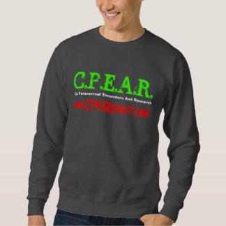 C.P.E.A.R.、Ctの超常的な遭遇およびResear… スウェットシャツ