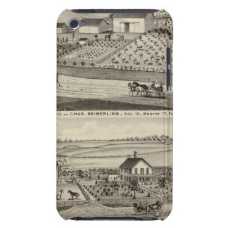C Seiberlingの住宅 Case-Mate iPod Touch ケース