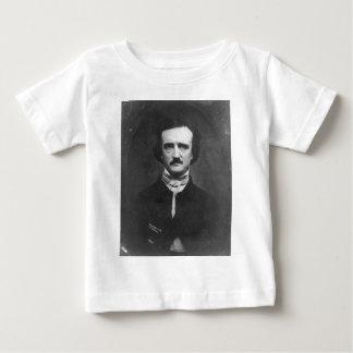 C.T. Tatman著エドガー・アラン・ポーの銀板写真 ベビーTシャツ