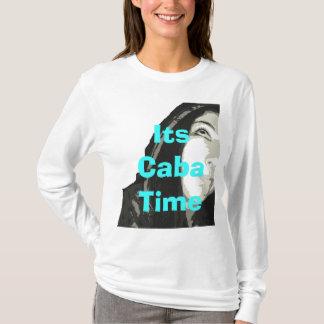 Cabaのその時間 Tシャツ