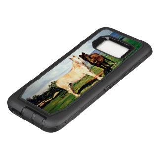 Caballos/Cabalos/Horses オッターボックスディフェンダーSamsung Galaxy S8 ケース