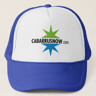CabarrusNow.comの球の帽子 キャップ