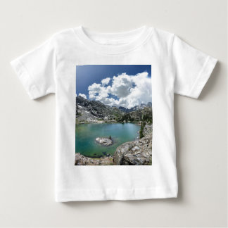 cabin湖- Anselアダムスの荒野-カリフォルニア ベビーTシャツ