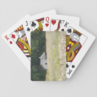 Cabin playing cards トランプ