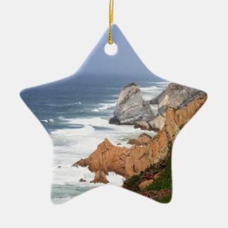 Cabo da Roca セラミックオーナメント