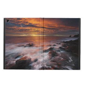 Cabo De Gataの自然な公園の海岸 iPad Airケース