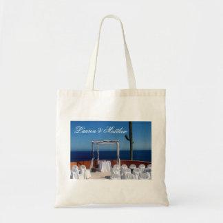 Cabo San Lucasの結婚式 トートバッグ
