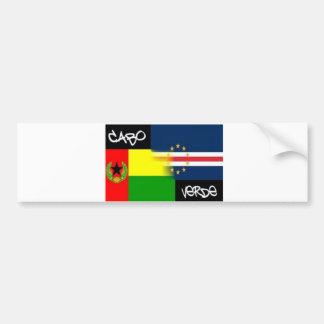 Cabo Verde バンパーステッカー