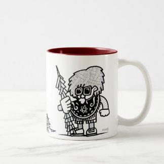 caboclo ツートーンマグカップ