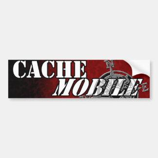 Cachemobileのバンパーステッカー バンパーステッカー