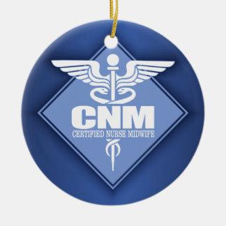 CAD CNM (ダイヤモンド) セラミックオーナメント