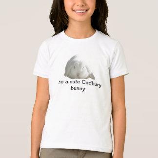 Cadburyのバニー Tシャツ